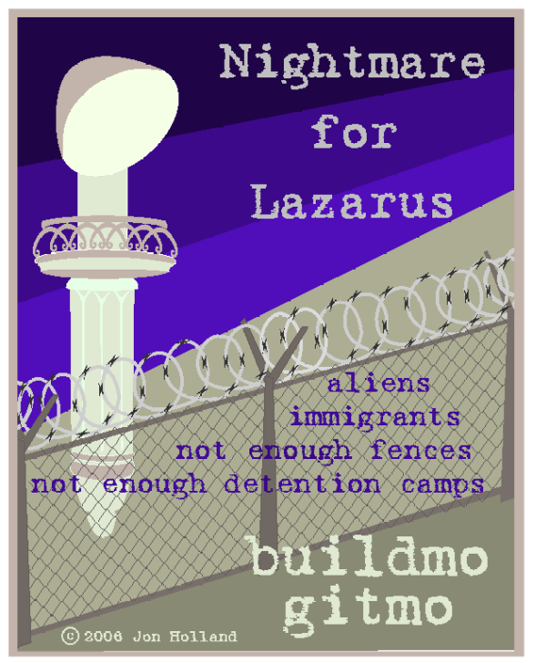 Nightmare for Lazarus